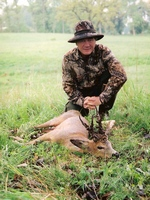 Hunt in Poland for roe bucks in May ( 2006 )